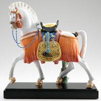 リヤドロ 希望の白馬 08577 リアドロ 記念品  日本の文化