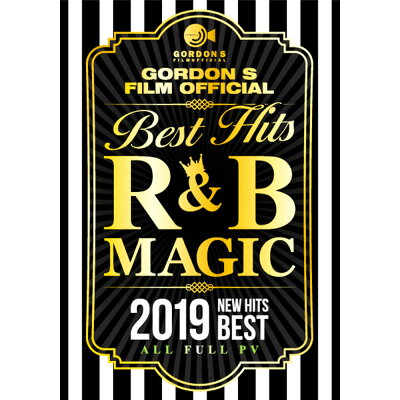 DVD R&B Magic -2019-Best Hits- / Gordon S Film