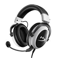 HyperX ヘッドセット KHX-H3CLW
