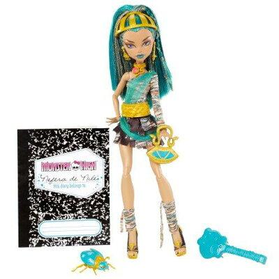 Monster High ネフェラ・デ・ナイル ドール (Monster High - Nefera de Nile)