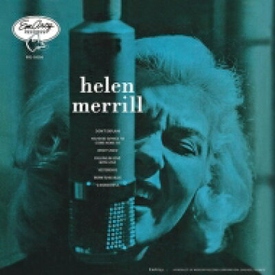 Helen Merrill ヘレンメリル / With Clifford Brown 200g