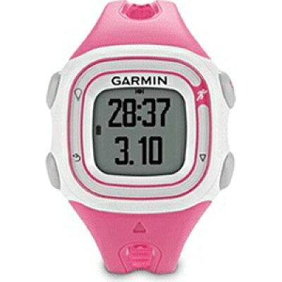 GARMIN/ガーミン 103912-PK ForeAthlete 10J/フォアアスリート 10J GPSランウォッチ GPS腕時計 ピンク