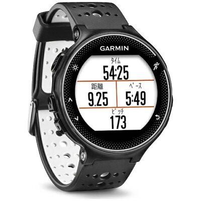 GARMIN ガーミン ウェアラブル端末 ForeAthlete230J BlackWhite 371787 160812