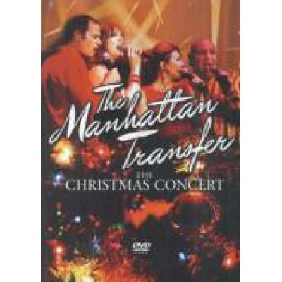 Manhattan Transfer マンハッタントランスファー / Christmas Concert