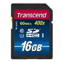 Transcend SDHCメモリーカード TS16GSDU1