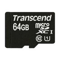 Transcend microSDXCカード TS64GUSDU1