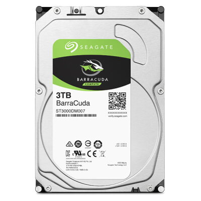 Seagate BarraCuda ST3000DM007