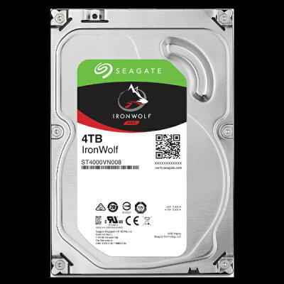 Seagate IronWolf HDD ST4000VN008