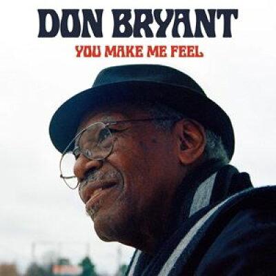 Don Bryant / You Make Me Feel 輸入盤