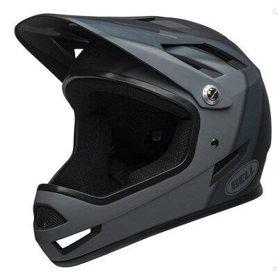 BELL ベル ヘルメット BMX SANCTION マット ブラック プレゼンス M 7100133