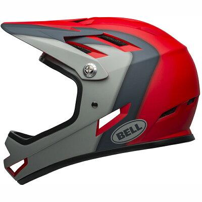 BELL ベル ヘルメット BMX SANCTION マット クリムゾン/スレート/グレー L 7100158