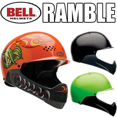 BELL ベル RAMBLE ランブル キッズ ジュニア用 ヘルメット