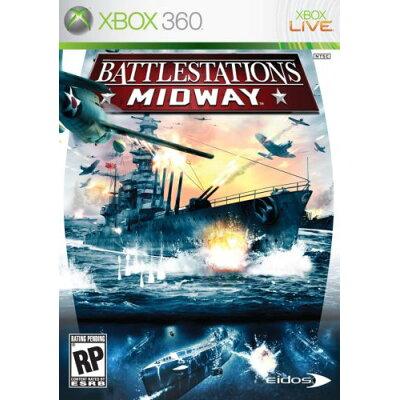 XBOX360ソフト 北米版 BATTLESTATIONS MIDWAY (国内版本体動作可)