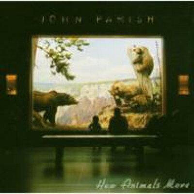 John Parish / How Animals Move 輸入盤