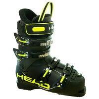HEADヘッド メンズ スキーブーツ NEXT EDGE 75 ブラック×イエロー 16-17モデル