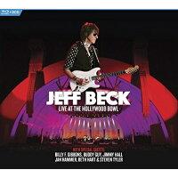 JEFF BECK ジェフ・ベック LIVE AT THE HOLLYWOOD BOWL Blu-ray
