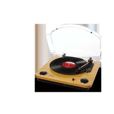 ION AUDIO レコードプレーヤー MAX LP