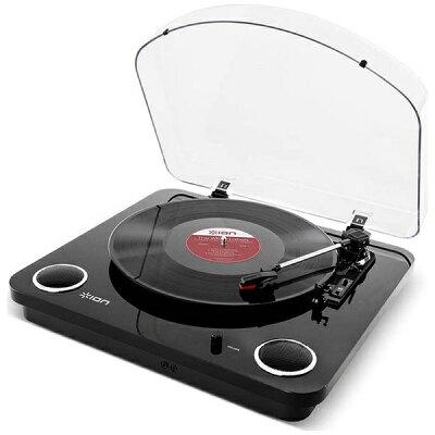 ION AUDIO レコードプレーヤー MAX LP BLACK