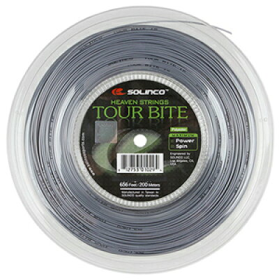 Solinco Tour Bite (1.15/1.20/1.25/1.30)200m roll strings