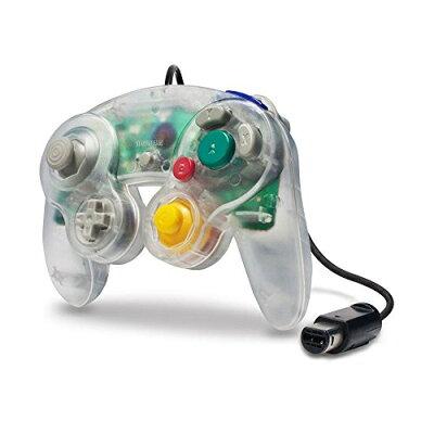 クリア Wii/GAMECUBE Controller Cirka