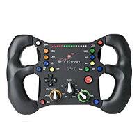 SteelSeries SIMRACEWAY SRW-S1 Steering Wheel PC用ステアリングホイール 69005 PC
