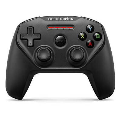 SteelSeries ワイヤレスゲーミングパッド Nimbus Wireless Controller Black 69070