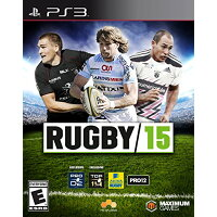 Rugby 15 - ラグビー 15 PS3 海外輸入北米版ゲームソフト