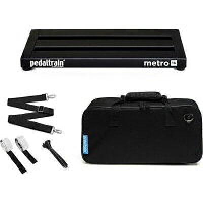 Pedaltrain ペダルトレイン PT-M16-SC Metro 16 w/soft case エフェクターボード K