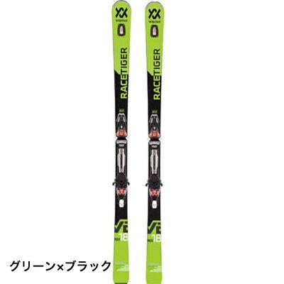 フォルクル スキー板  金具付 メンズ RACETIGER MX DEMO +r-M12.0GW 118511 Volkl
