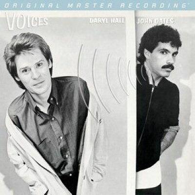 HallOates Daryl HallJohn Oates ホール&オーツ / Voices 180g