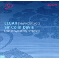 Elgar エルガー / Sym.2: C.davis / Lso 輸入盤