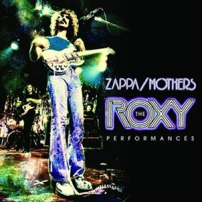 FRANK ZAPPA フランク・ザッパ ROXY PERFORMANCE CD