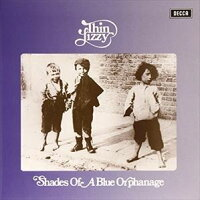 Thin Lizzy シンリジー / Shades Of A Blue Orphanage 180g