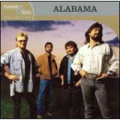 Alabama / Platinum And Gold Collection 輸入盤