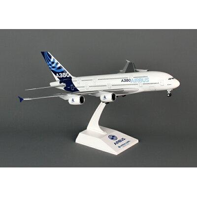 SKYMARKS 1/200 エアバス A380-800 F-WWDD ハウスカラー スタンド ギア付 SKR380