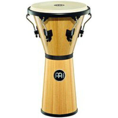 "MEINL Percussion マイネル ジャンベ Headliner Series Wood Djembe 12 1/2"" Natural HDJ500NT"