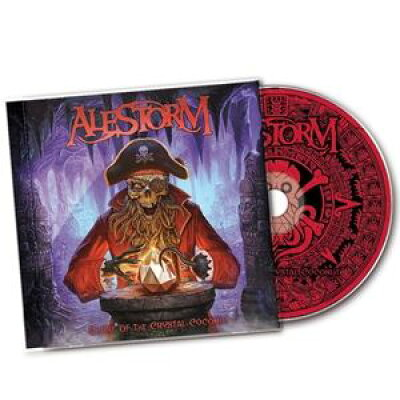 Alestorm / Curse Of The Cyrstal Coconut 輸入盤