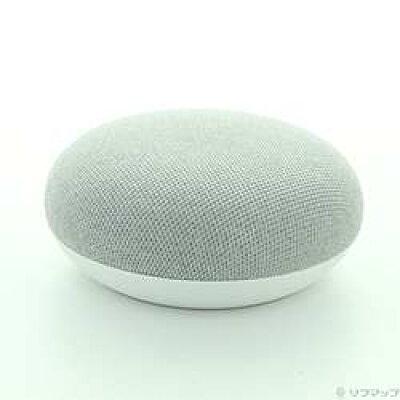 Google Home mini/チョーク