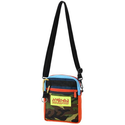 マンハッタンポーテージ Manhattan Portage ショルダーバッグ Coney Island City Light Bag Multi1 MP1403CONEY
