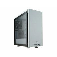 ed524404cb CORSAIR コルセア 275R Tempered Glass White CC-9011133-WW ミドルタワーケース/電源