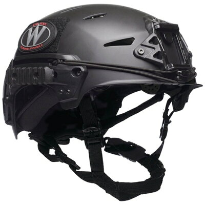 TEAM TEAMWENDY Exfil カーボンヘルメット TPUハイブリッドライナー 71-22S-B21