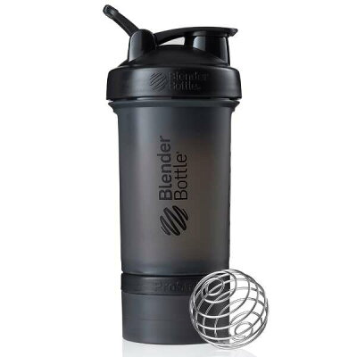 Blender Bottle/ブレンダーボトル BBPSE22-FCBK Blender Bottle ProStack 22オンス フルカラーブラック