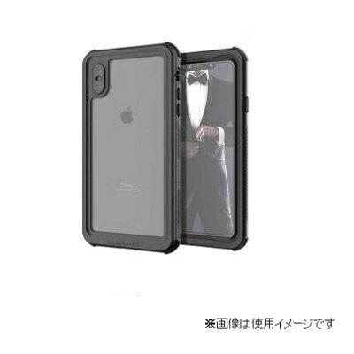 ゴーステック iPhone XS Max Ghostek NAUTICAL GHOCAS1081BK