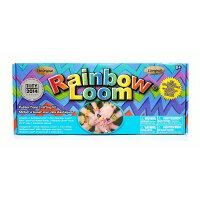 レインボールーム Rainbow Loom( メタルフック付き)