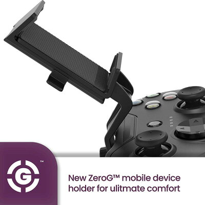 Rotor RIOT ローター ライオット Wired Game Controller iOS用 ブラック # RR1850-Black