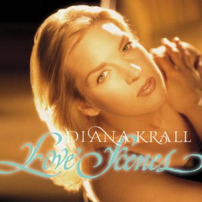 Diana Krall ダイアナクラール / Love Scenes 180g