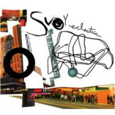 Svoy / Eclectric 輸入盤