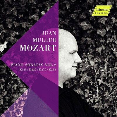 Mozart モーツァルト / Complete Piano Sonatas Vol.2: Jean Muller 輸入盤