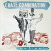Kista & 45 Prince / Crate Combination 1 輸入盤