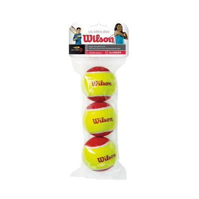 ウイルソン スターター テニスレッドボール wrt137001 テニス ボール ジュニア用 Wilson